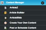 SiteBildZ Content Manager