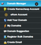 SiteBildZ Domain Manager